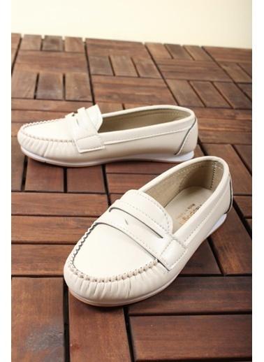 Oksit Ayakkabı Krem